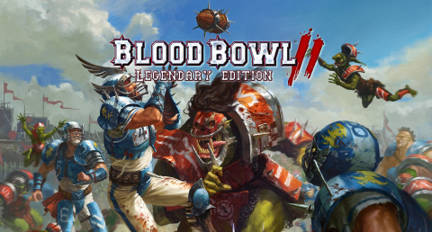 Blood Bowl II : Legendary Edition sur PS4