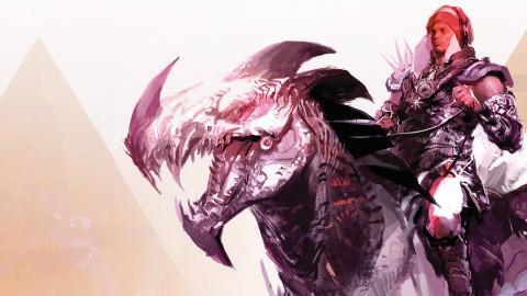 Guild Wars 2 : Path of Fire, des montures pour la seconde extension !