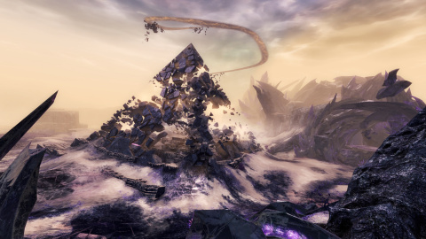 Guild Wars 2 annonce et date Path of Fire, sa seconde extension