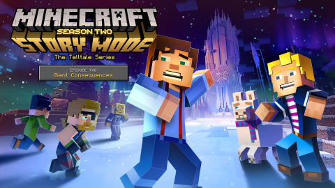 Minecraft : Story Mode - Saison 2 : Episode 2 - Giant Consequences