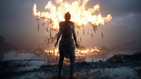 PS Store : Hellblade Senua's Sacrifice vous plonge en enfer