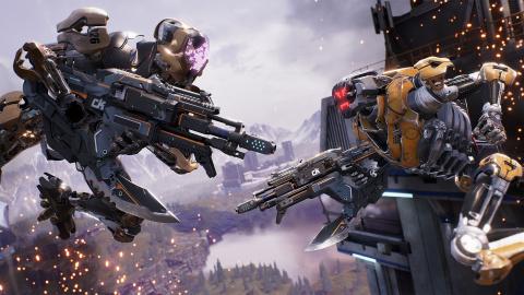 PS Store :  LawBreakers, un jeu sans gravité