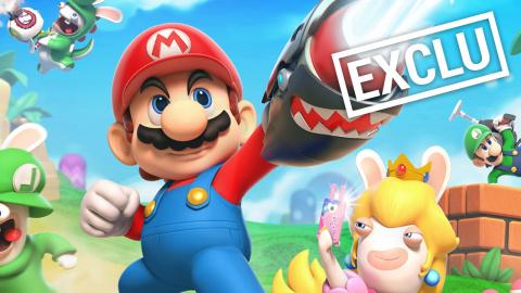 Mario + The Lapins Cretins : Les dessous de la collaboration entre Nintendo et Ubisoft