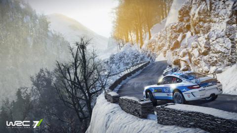 WRC 7 : Un bonus de précommande caréné