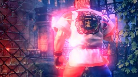 Jaquette de The Mysterious Fighting Game : Allen Snider sera de la partie
