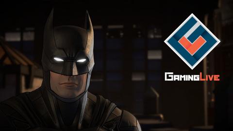 Batman : The Enemy Within Ep. 1 - Le retour en fanfare du chevalier noir