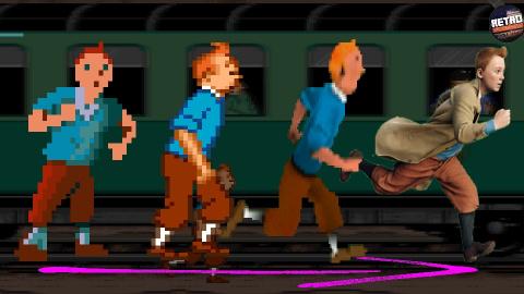 RГ©tro DГ©couverte - L'histoire de Tintin