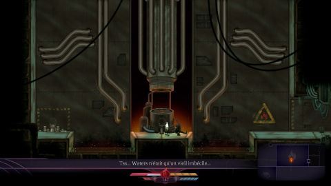 Sundered : Une sombre plongée dans la folie, entre Metroidvania et Rogue-like