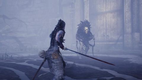 Hellblade : Senua's Sacrifice plongera les joueurs Switch dans la folie au printemps 2019
