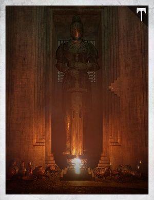 Les Seigneurs de Fer, morts pour l'humanité