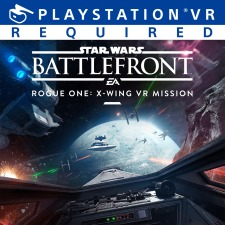 Star Wars Battlefront Rogue One : VR Mission sur PS4