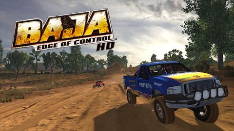 Baja : Edge of Control HD sur PS4