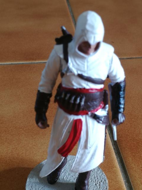 Assassin's Creed : Une collection de figurines chez Hachette