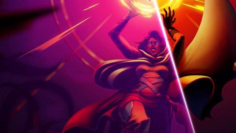 Sundered : Une sombre plongée dans la folie, entre Metroïdvania et Rogue-like