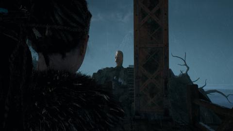 L'épreuve de la Tour entre deux mondes