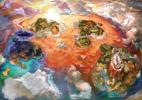 La Team Rainbow Rocket débarque dans Pokémon Ultra Soleil et Ultra Lune