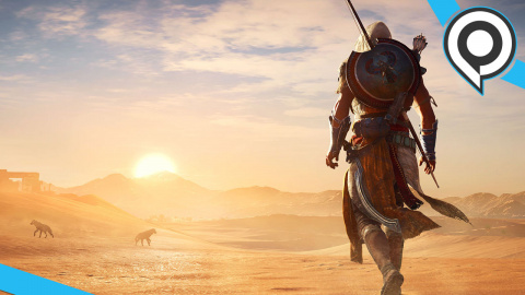 gamescom : Assassin's Creed Origins : Bayek en action dans un trailer inédit