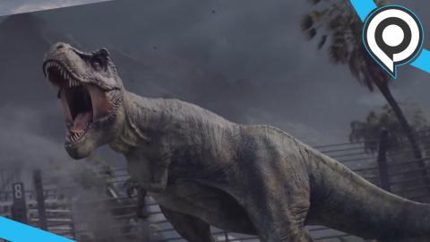 gamescom : Gérez votre propre parc avec Jurassic World : Evolution