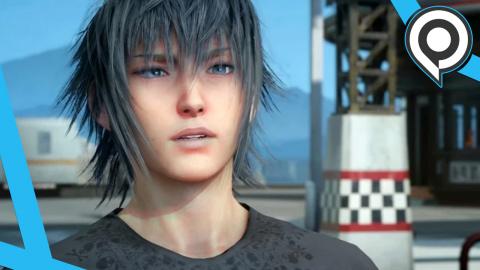 gamescom : Final Fantasy XV sur PC pour 2018