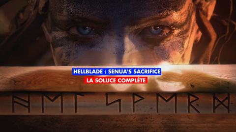 Hellblade Senua's Sacrifice : la soluce complète