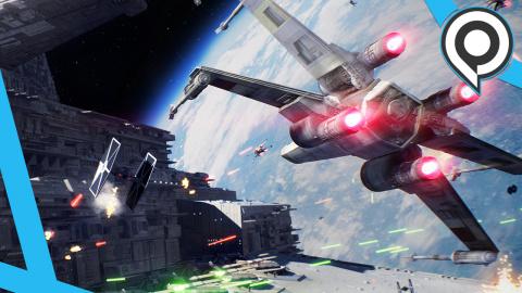 gamescom : 10 minutes de bataille sur Star Wars Battlefront II
