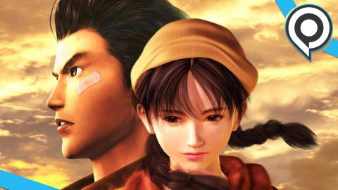 gamescom  : Shenmue III dévoile une cinématique