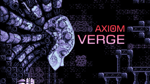 Axiom Verge sur Switch