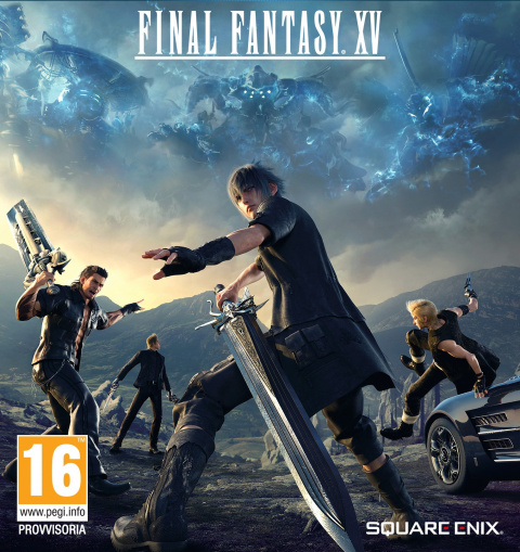 Final Fantasy XV sur PC
