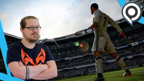 gamescom - FIFA 18 : une carrière repensée et des nouveautés visuelles