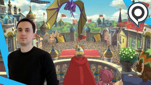 gamescom : Nino Kuni II : un royaume à conquérir