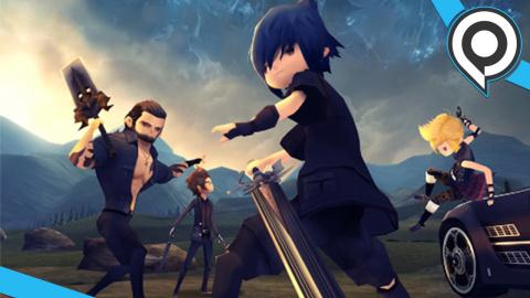 gamescom : FF XV prévu en version mobile