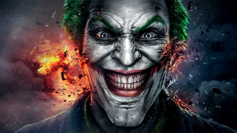 Un film sur le Joker sur les rails