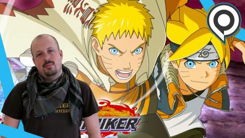 gamescom : Naruto to Boruto : Shinobi Striker :  vers une expérience online