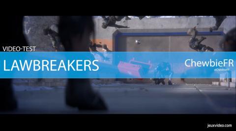Jaquette de Lawbreakers : tour du FPS en trois minutes