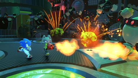 Sonic Forces prend date au Japon
