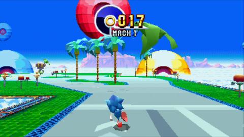 Sonic Mania : Le hérisson retrouve son lustre d'antan