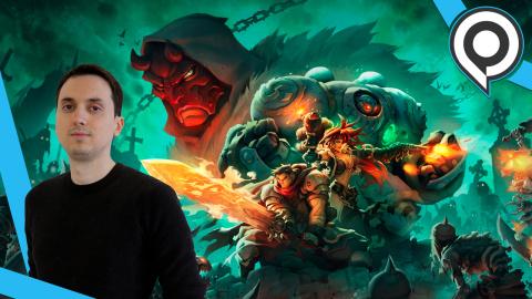 gamescom : Battle Chasers Nightwar, le RPG des créateurs de Darksiders