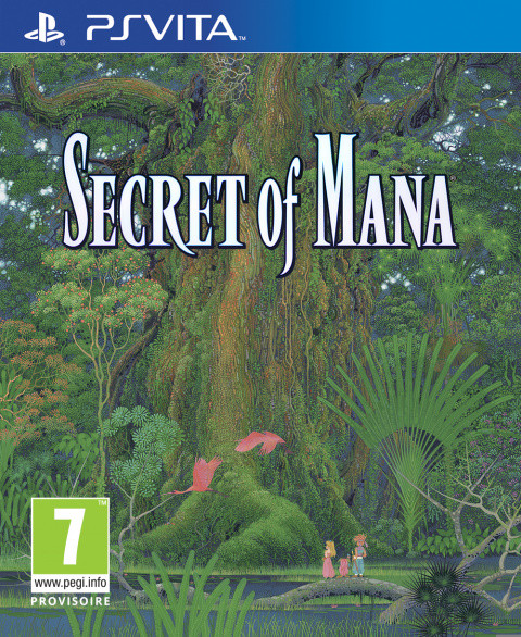 Secret of Mana sur Vita