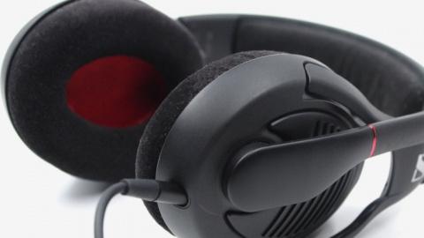Test du casque Sennheiser PC 373D : L'argent ne fait pas le bonheur