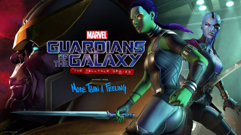 Guardians of the Galaxy : The Telltale Series Episode 3