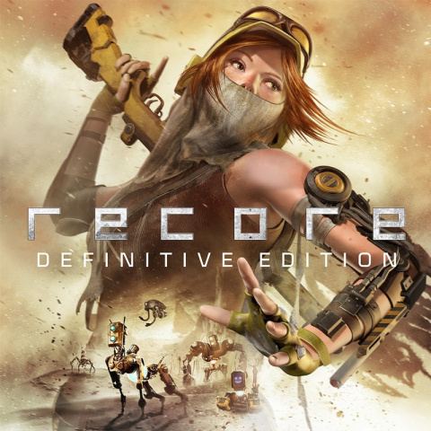 ReCore Definitive Edition