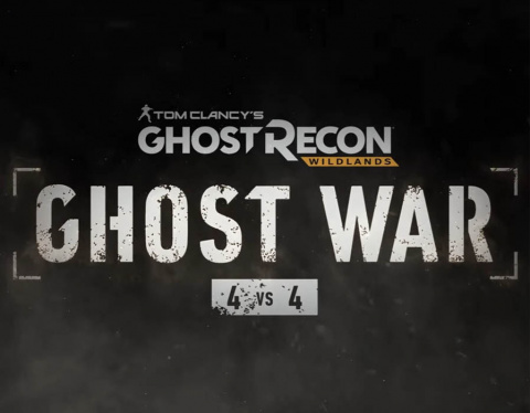 Ghost Recon Wildlands : Ghost War sur PS4