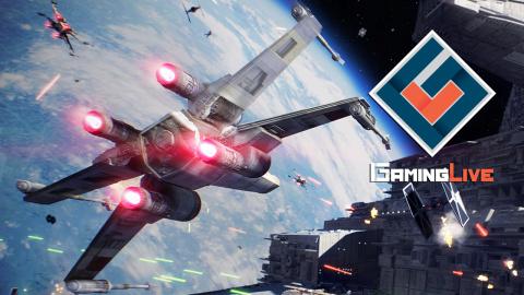 Star Wars Battlefront II : Starfighter Assault - Des batailles spatiales stupéfiantes