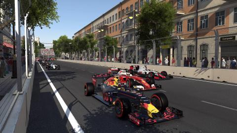 F1 2017 : un mode Carrière hyper complet