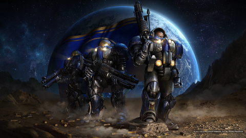 Starcraft Remastered sur PC