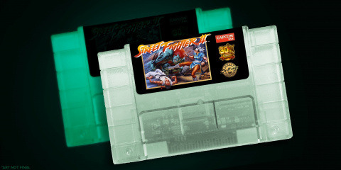 Street Fighter 2 ressort sur... Super Nintendo