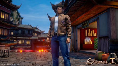Shenmue 3 : Sans Deep Silver, le jeu n'aurait pas pu être un open-world