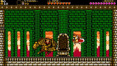 Shovel Knight présente sa prochaine et dernière campagne, King of Cards