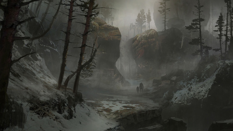 God of War nous livre une seconde fournée d'illustrations