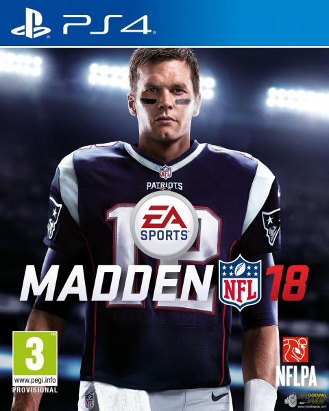 Madden NFL 18 sur PS4